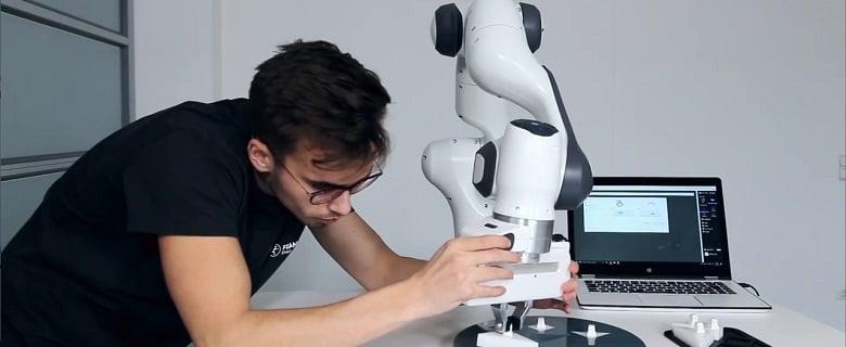 Robotica-para-ensino